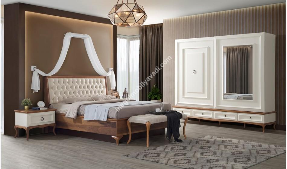 Açelya Yatak Odası Takımı